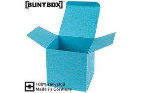 BUNTBOX FOLDING CUBE BOXES AZURE